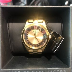 Marc Jacobs Accessories - Marc Jacobs Ladies Watch Gold